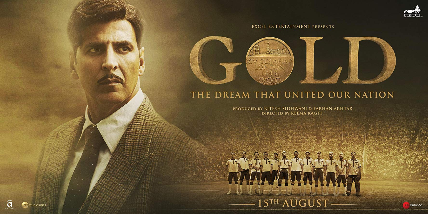 Gold (2018) Hindi Full Movie 720p DVDScr 700MB Download