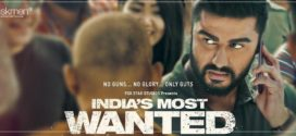 India's Most Wanted (2019) Hindi Movie 720p DVDScr 700MB x264