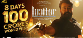Lucifer (2019) Malayalam Movie 720p HDRip 700MB ESub Download