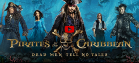 Pirates of the Caribbean: Dead Men Tell No Tales (2019) Hindi Dubbed ORG Audio 720p BluRay 700MB ESubs