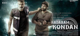 Kadaram Kondan (2019) Tamil Movie 720p HDRip 700MB ESub Download