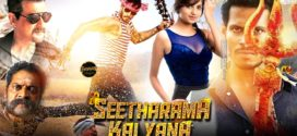 Seetharama Kalyana 2019 Hindi Dubbed 720p UNCUT HDRip 700MB Download