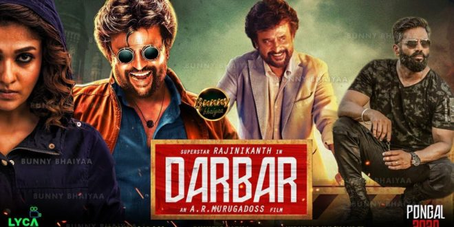 Darbar Full Movie Hindi Dubbed Download Filmywap