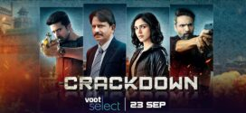 Crackdown S01 2020 Hindi Complete Voot Select Web Series 720p HDRip 2.2GB | 700MB x264 AAC